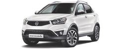 Крутилка Спидометра SsangYong Actyon