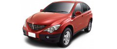 SsangYong Actyon 2006-2010 I