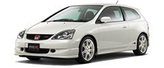 Honda Civic Type R 2003 – 2005 VII рестайлинг