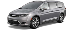 Chrysler Pacifica 2016 – н.в. (RU)