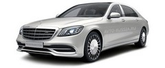 Mercedes-Benz Maybach S-klasse 2017-н.в I (X222) Рестайлинг
