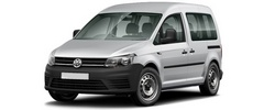 Volkswagen Caddy 2015-н.в IV