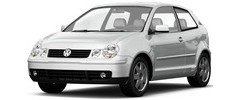 Volkswagen Polo 2001-2005 IV