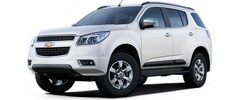 Chevrolet TrailBlazer 2012-2016 II