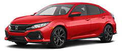 Honda Civic Type R 2017 – н.в. X