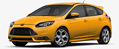 Ford Focus ST 2015 2012 – 2015 III