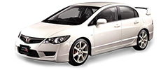 Honda Civic Type R 2008 – 2011 VIII рестайлинг