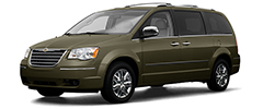 Chrysler Town & Country 2007 – 2010 V