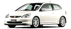 Honda Civic Type R 2001 – 2003 VII